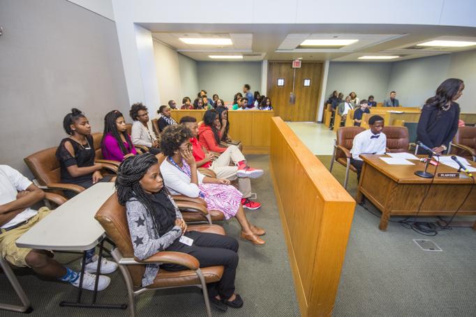 Implementing teen court teen